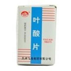 叶酸片(彼迪药业)说明书_价格_副作用_寻医问药药品网图片