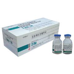 新亚 注射用头孢噻肟钠