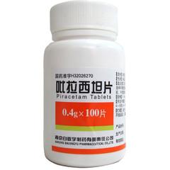 白敬宇制药 吡拉西坦片