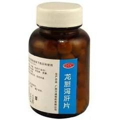 万通制药 龙胆泻肝片