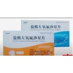 鹏鹞药业 盐酸左氧氟沙星片