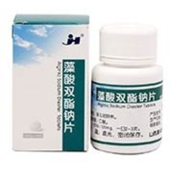 今方药业 藻酸双酯钠片